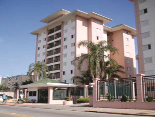 Apartamento residencial à venda, Conjunto Residencial Irai, Suzano - AP0095.