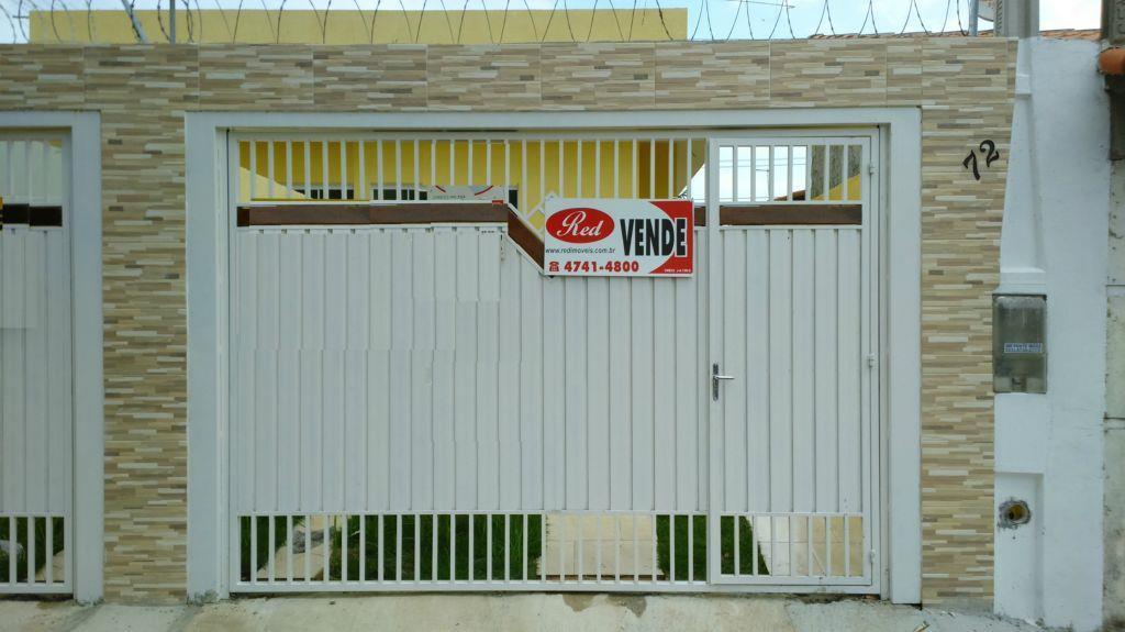 Casa na Vila Monte Sion - Suzano