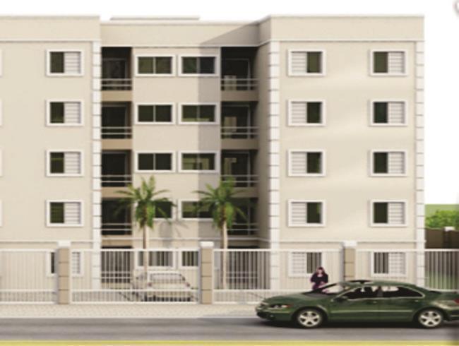 Apartamento residencial à venda, Vila Urupês, Suzano - AP0324.