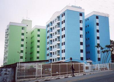 Apartamento residencial à venda, Jardim São Luís, Suzano - AP0523.