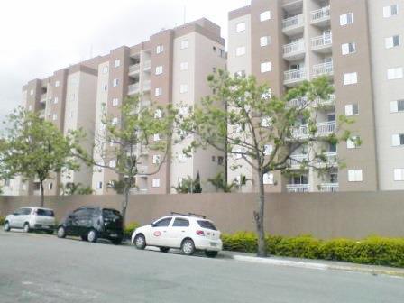 Apartamento residencial para venda e locação, Vila Figueira, Suzano - AP0532.