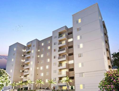 Apartamento-  Condominio Flex Suzano - Suzano
