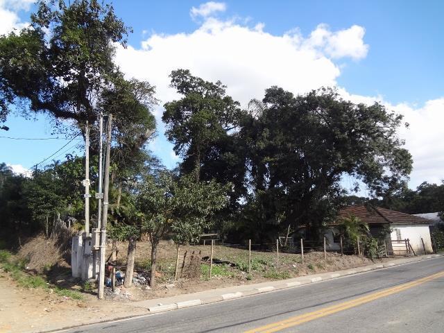 Terreno no Bairro Rio Abaixo - Suzano