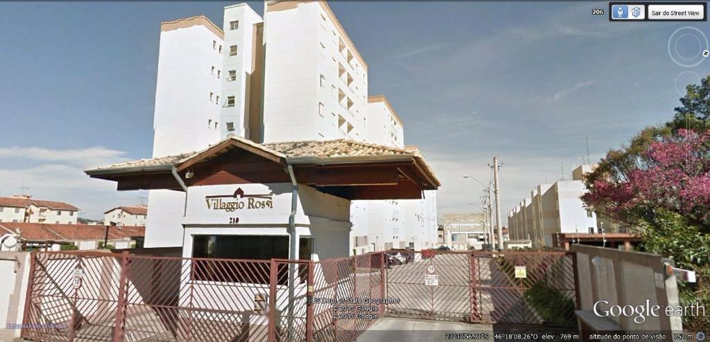 Apartamento na Vila Urupês em Suzano