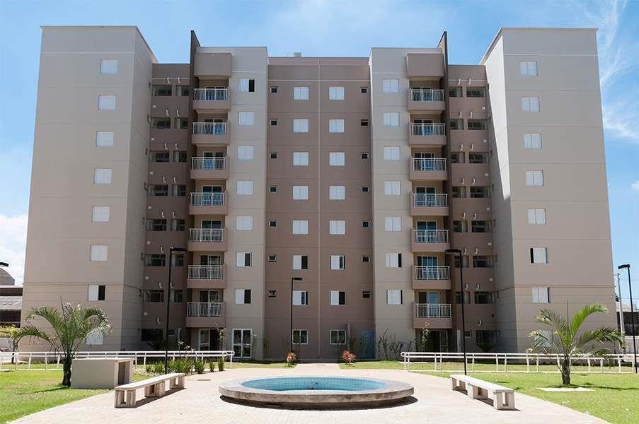 Apartamento residencial à venda, Conjunto Residencial Irai, Suzano.
