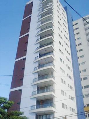 Apartamento no Ed. Barão do Rio Branco - Vl. Costa - Suzano