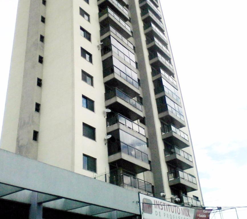 Apartamento no Eugênio Yamasaki- Centro - Suzano