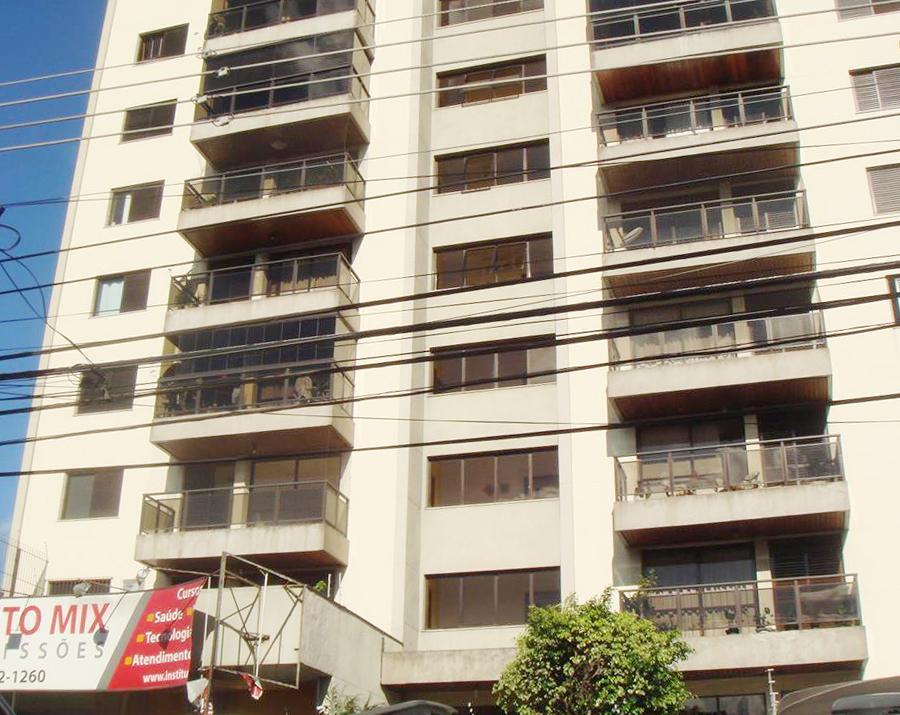 Apartamento  residencial para locação, Centro, Suzano.