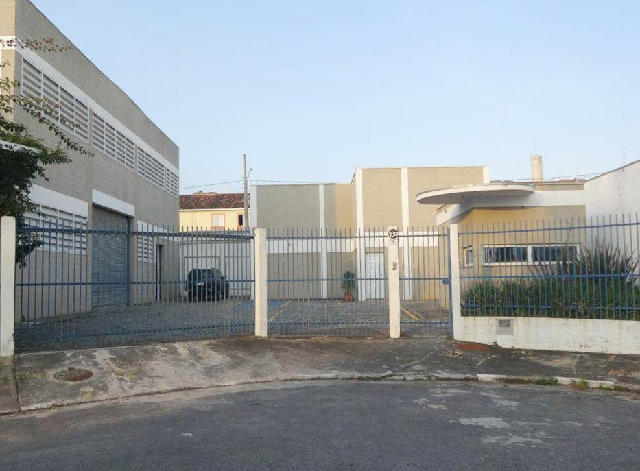 Galpão comercial para locação, Cézar de Souza, Mogi das Cruzes - GA0056.