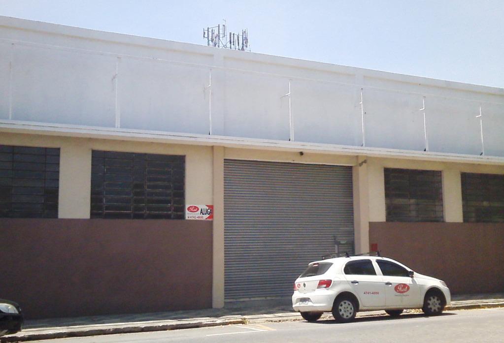 Galpão na R. Felício de Camargo - Centro - Suzano