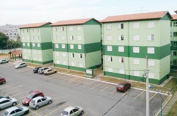 Apartamento Cidade Boa Vista - Suzano