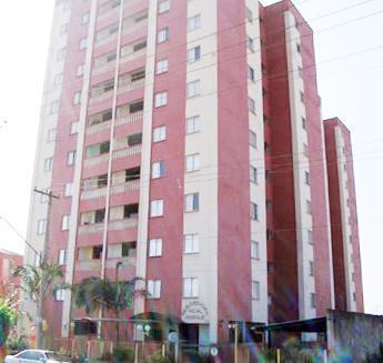 Apartamento residencial à venda, Jardim Lincoln, Suzano.