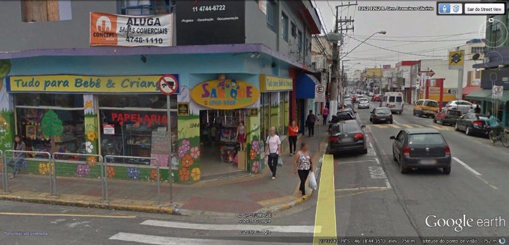 Ponto comercial à venda, Centro, Suzano.