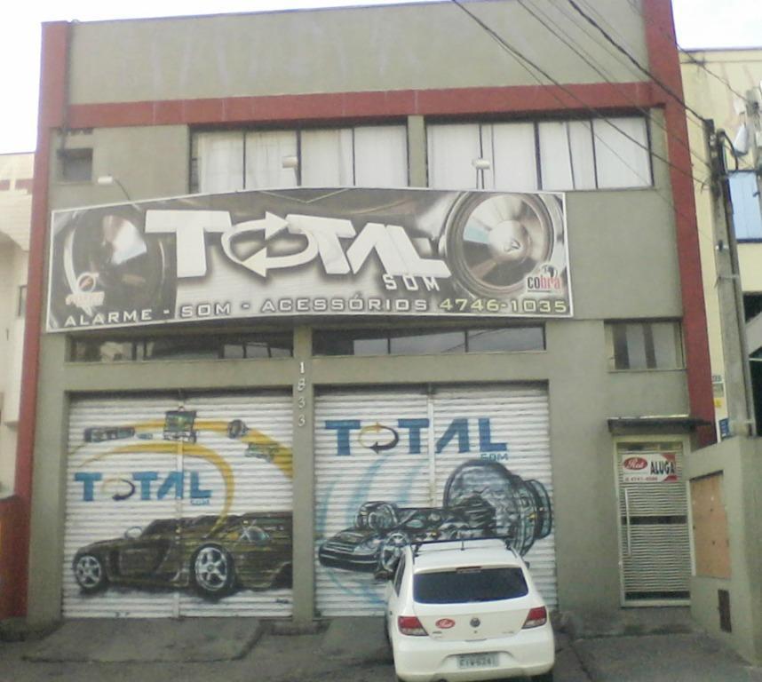 Sala R. Francisco Glicério - Centro - Suzano