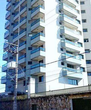 Apartamento no Ed. Hortensias - Centro - Suzano - Venda e Locação.