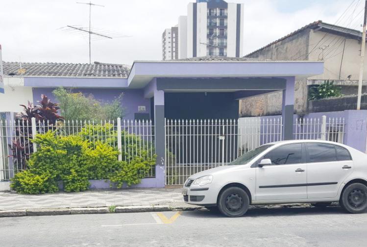 Casa comercial no Centro - Suzano