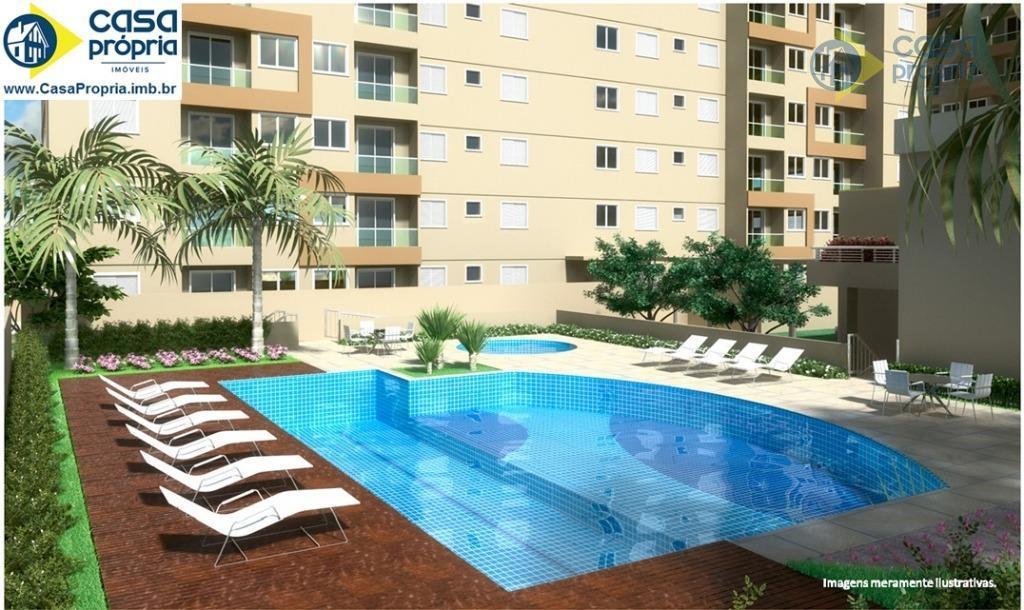 Apartamento TERREO para Locação, 2 Dormitórios, 1 Vaga Garagem,  Rico em Armarios Planejados, Parque dos Servidores, Paulínia,