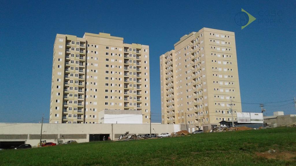Apartamento para Locação, 2 Dormitórios (1 Suíte), Sacada, RICO em Moveis Planejados, Vivare Club Residence, Paulínia, SP