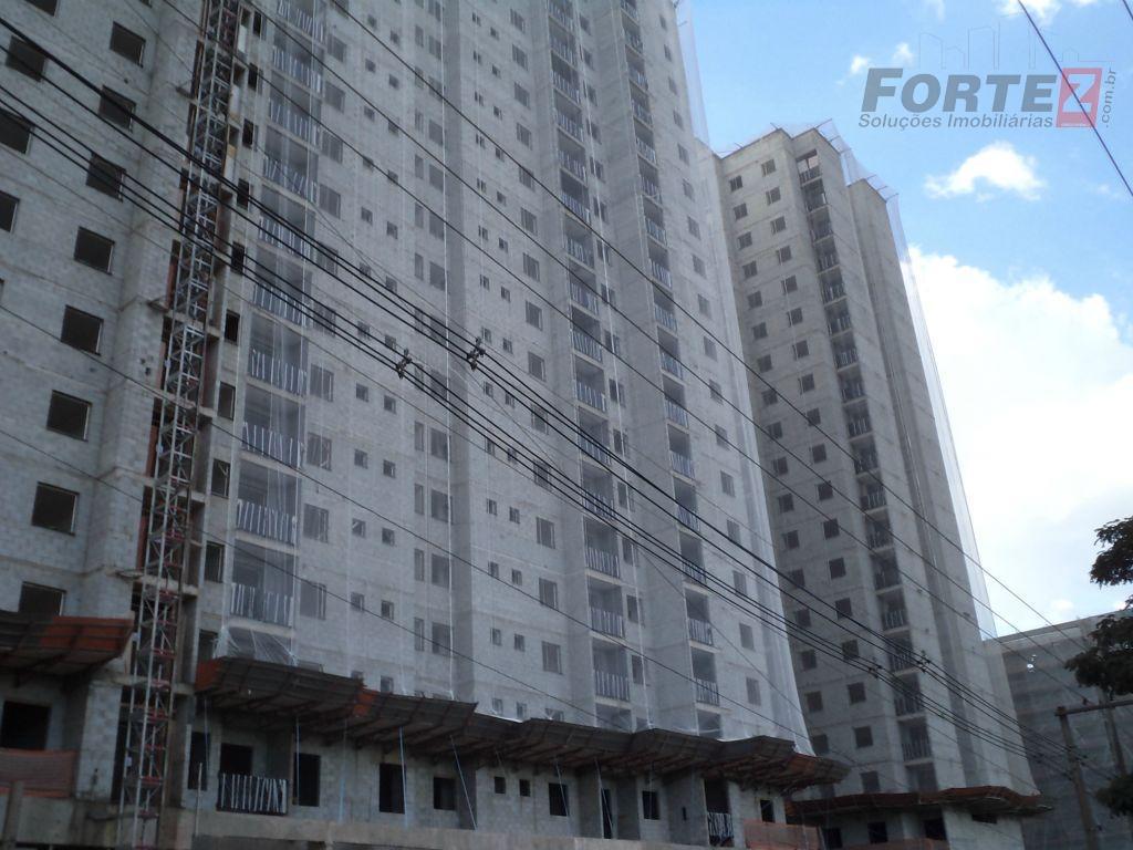 Apartamento Parque residence 58m² à venda, Jardim Flor da Montanha, Guarulhos - AP2071.
