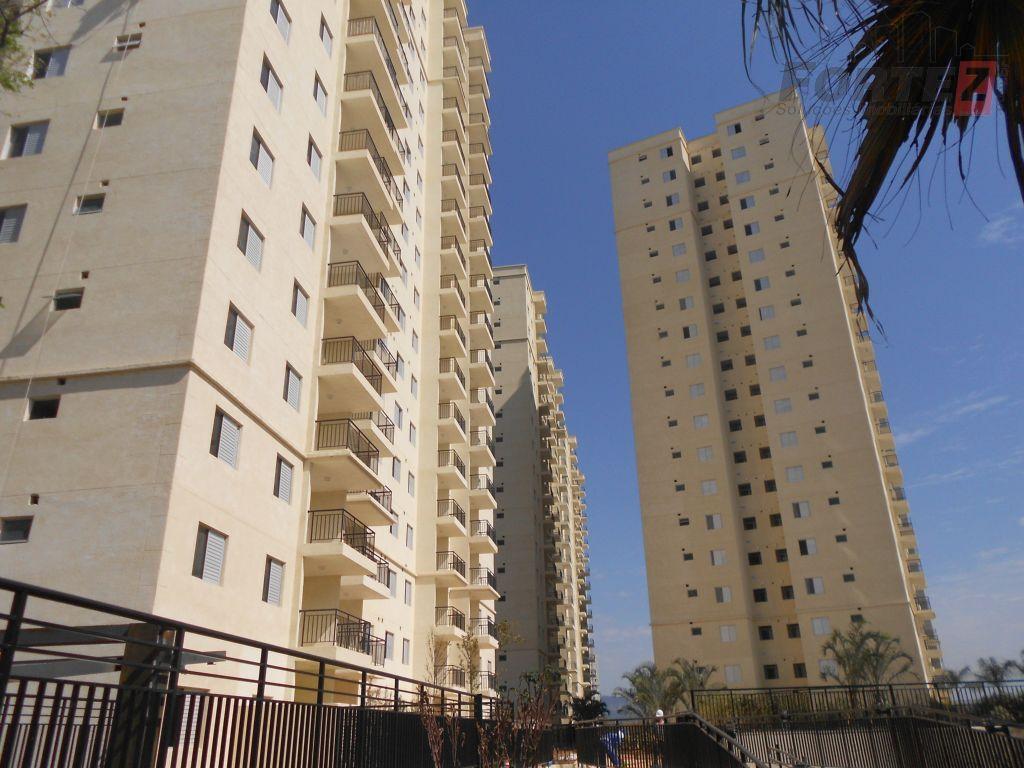 Apartamento Flex Guarulhos 64m² à venda, Vila São Judas Tadeu, Guarulhos - AP1818.
