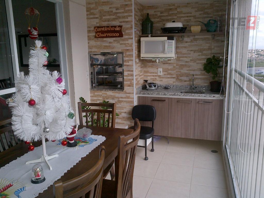 Apartamento  Supera Guarulhos 86m² à venda, Vila Augusta