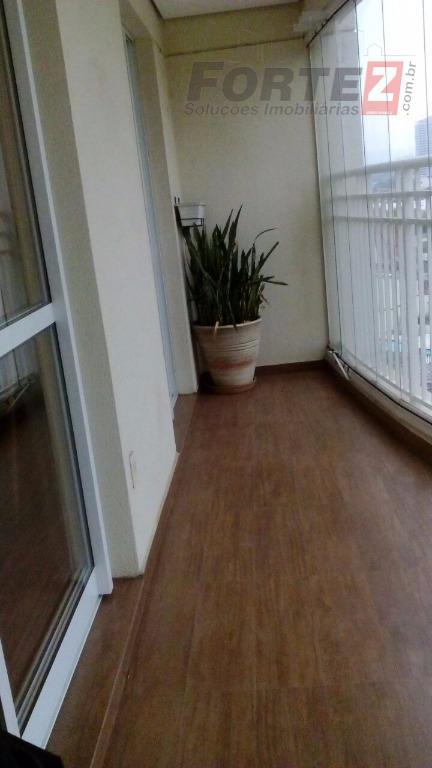 Apartamento Chateau Du Parc 114m² à venda, Vila Progresso, Guarulhos.