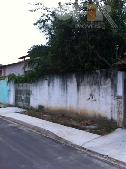 Ótimo terreno plano todo murado no Maravista