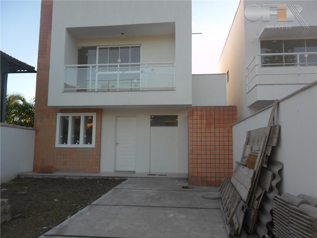 Excelente casa duplex de 1ª locação em Itaipu