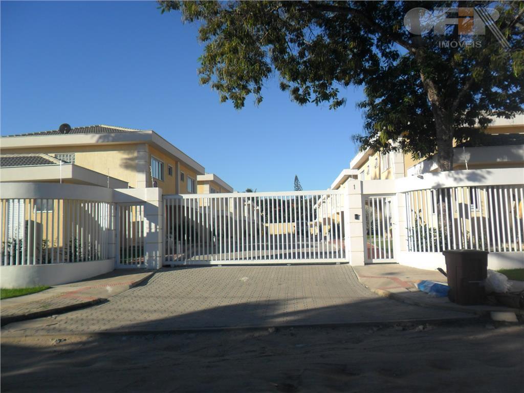 Excelente casa duplex não geminada em condomínio no Engenho Do Mato!