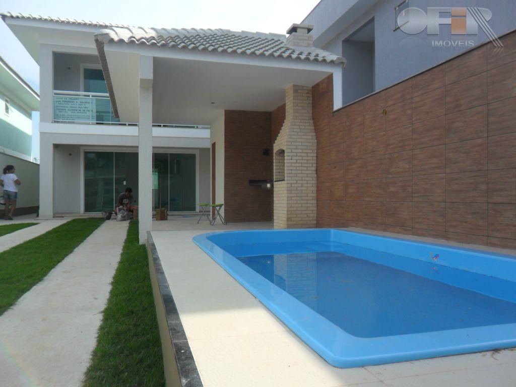 Maravilhosa casa duplex de 1ª locação com 4 suites em condomínio em  Itaipu
