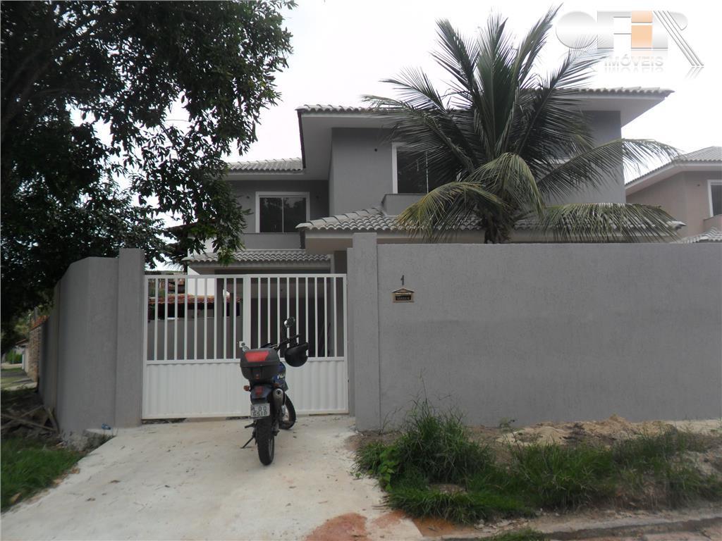 Excelente casa duplex de primeira locação em local nobre de Itaipu