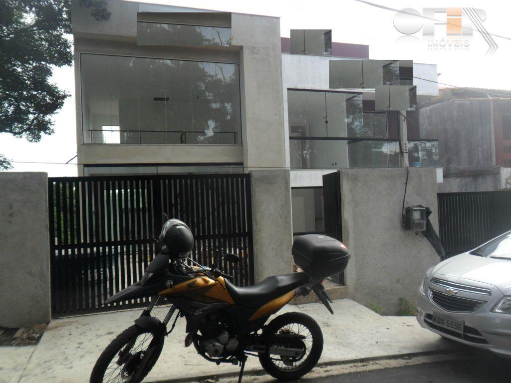 Excelente Loft duplex de quarto e sala no Engenho do Mato - Niterói.