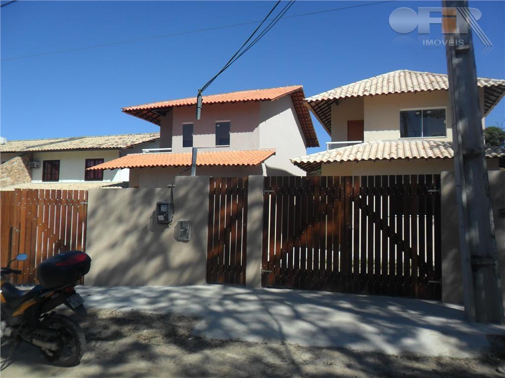 Excelente casa duplex de primeira locação com 3 quartos em Itaipu