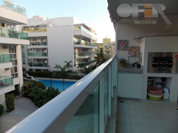 Excelente apartamento de 3 quartos na entrada de Itacoatiara