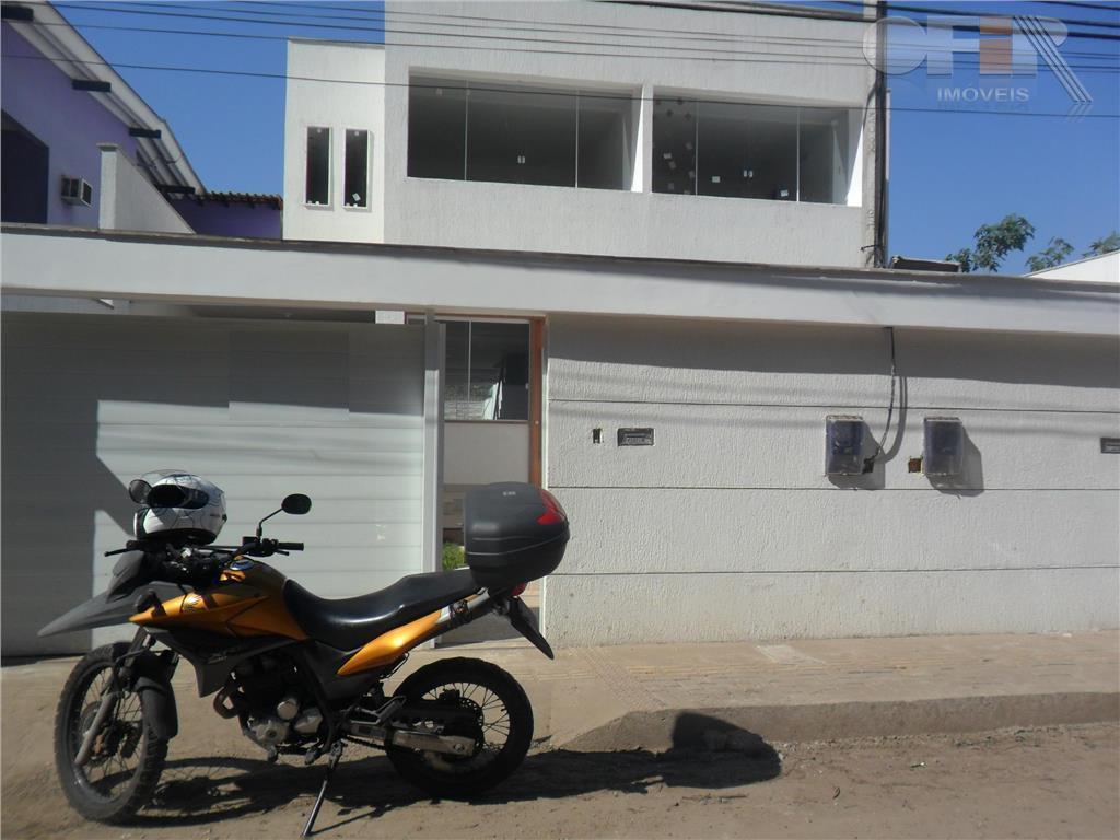 Excelente casa duplex de primeira locação na primeira quadra no Maravista