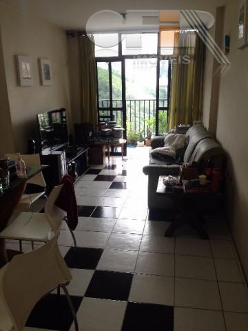 Ótimo apartamento de 2 quartos com vaga e lazer completo em Santa Rosa - Niterói.