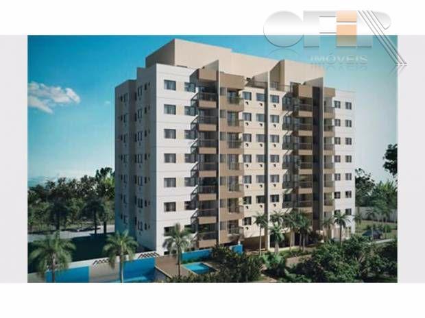 Apartamento novo em ótima localização No Gragoatá