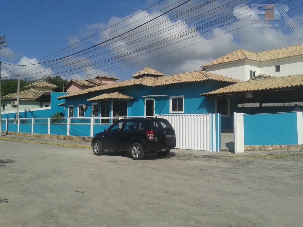 Casa de 3 quartos em Condomínio fechado com lazer completo em Inoã.