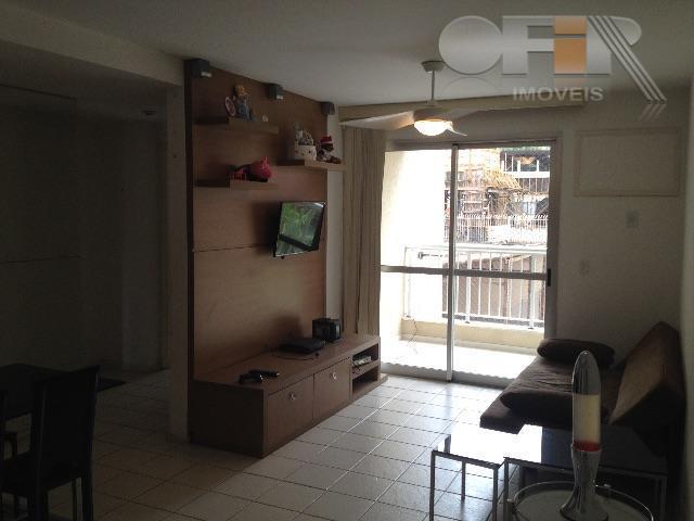 Apartamento de 2 quartos com vaga e lazer completo em Santa Rosa - Niterói.