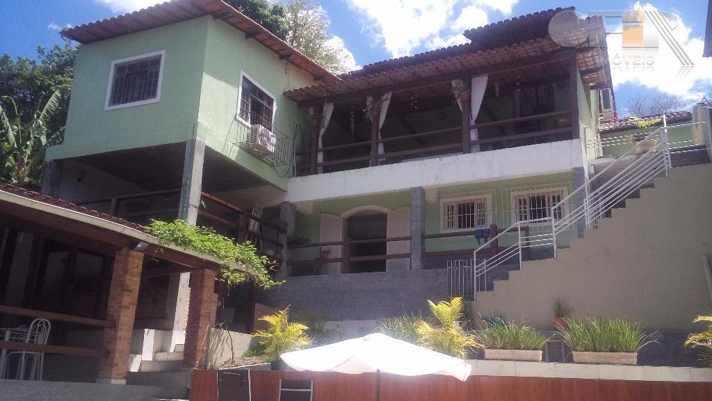 Casa residencial à venda, Engenho do Mato, Niterói.