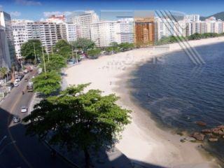 Amplo apartamento com vista magnífica para o mar!