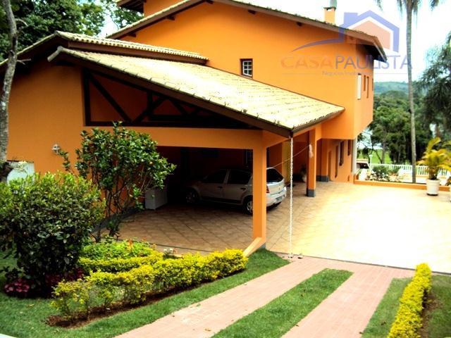 Casa à venda em Condomínio Patrimônio do Carmo - São Roque