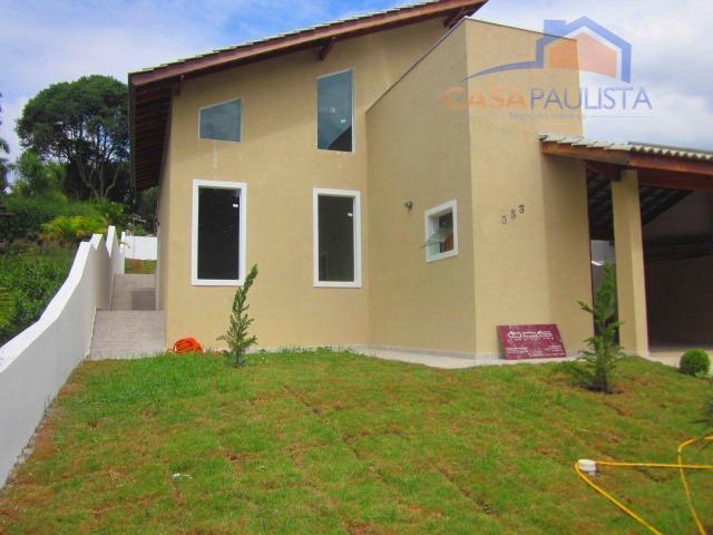 Casa à venda em Condomínio Paysage Serein - Vargem Grande Paulista