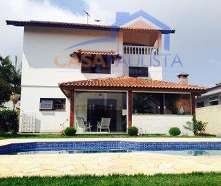 Casa à venda em Condomínio Haras Bela Vista - Vargem Grande Paulista