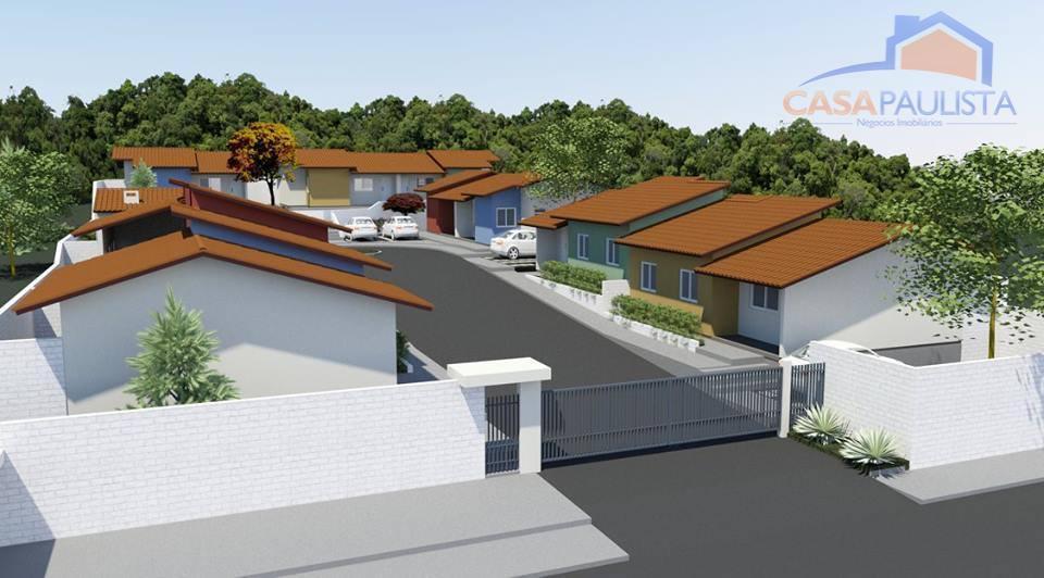 Casas à venda em Condomínio Villagio Bahamas - Vargem Grande Paulista