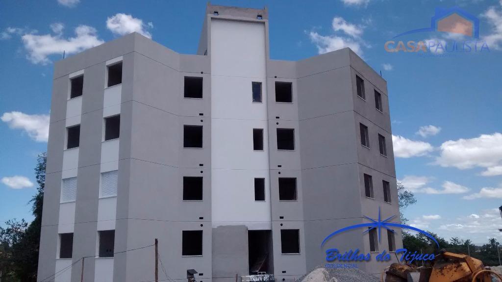 Apartamento à venda em Condomínio Brilhos do Tijuco - Cotia