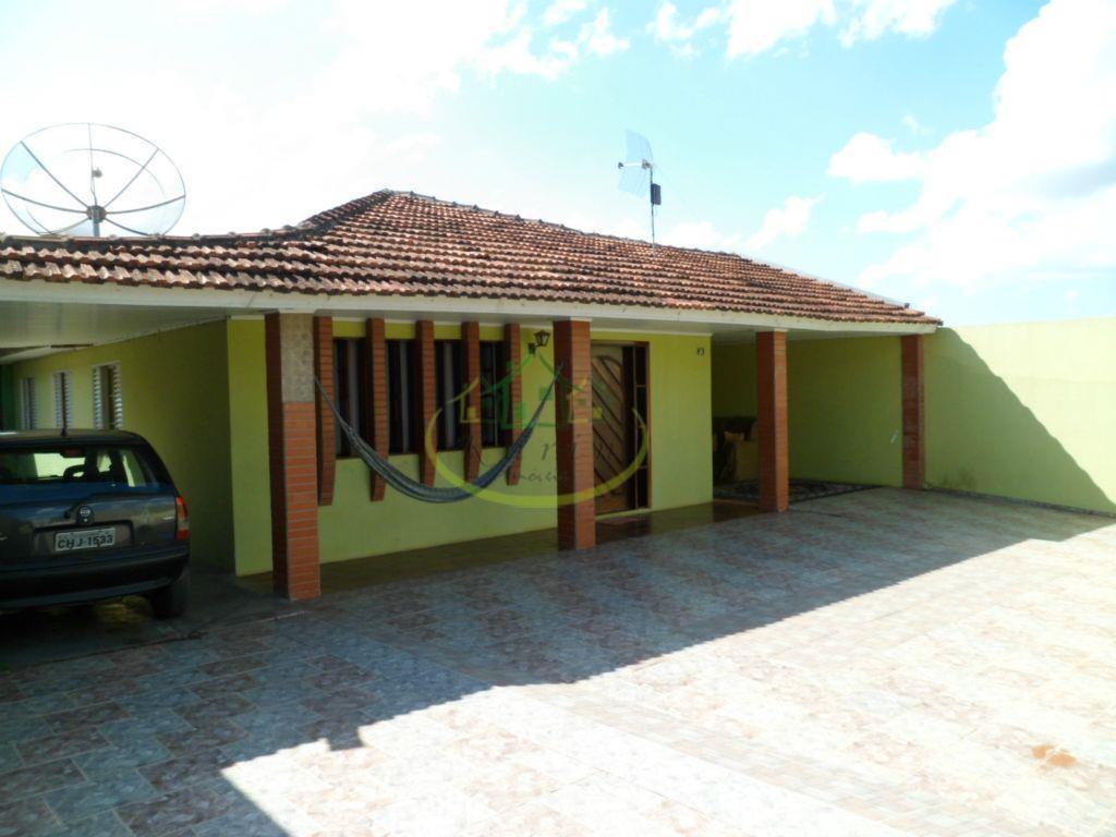 Casa residencial à venda, Jardim Capivari, Jaguariaíva.