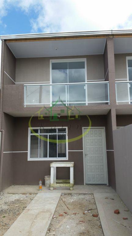 Sobrado  Duplex residencial com 02 dormitórios à venda, Campo de Santana, Curitiba.