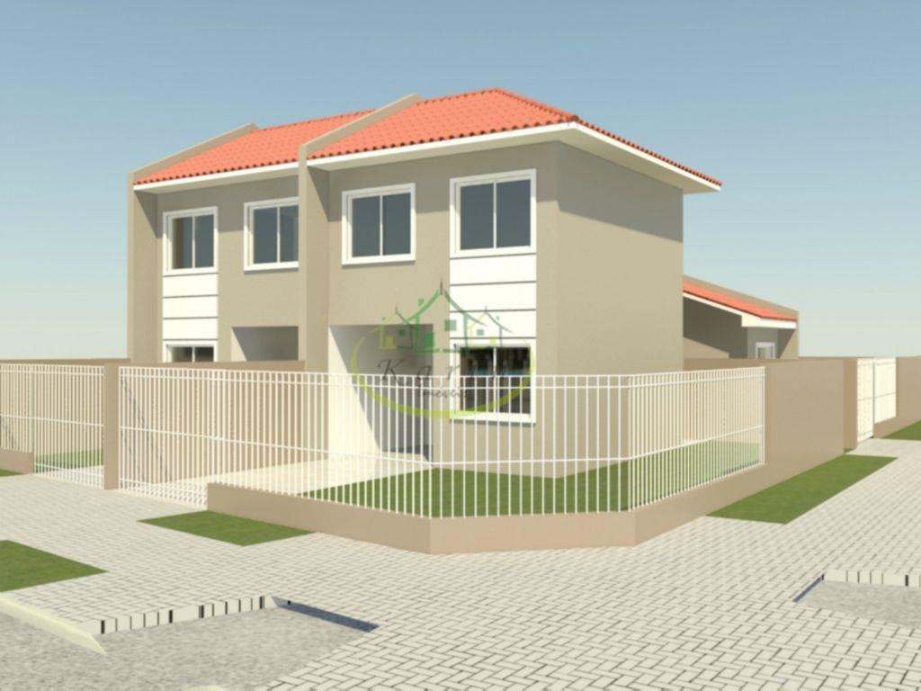 Excelente sobrado com 02 dormitórios no Campo de Santana - Venha conferir!