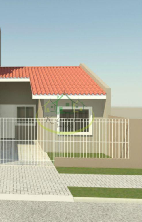 Excelente casa de alvenaria com 02 dormitórios no Campo de Santana. Agende sua visita e venha conferir!